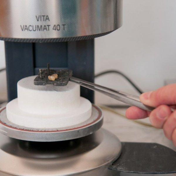 Fogtechnikai labor - fog sütés égetés