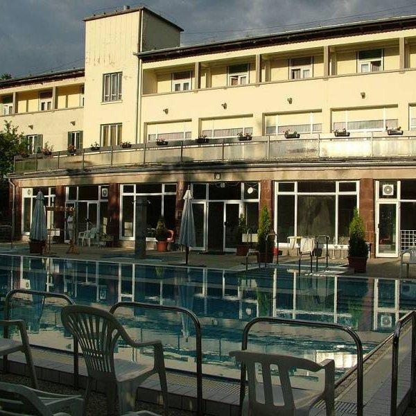 Hotel Aquamarin Hévíz